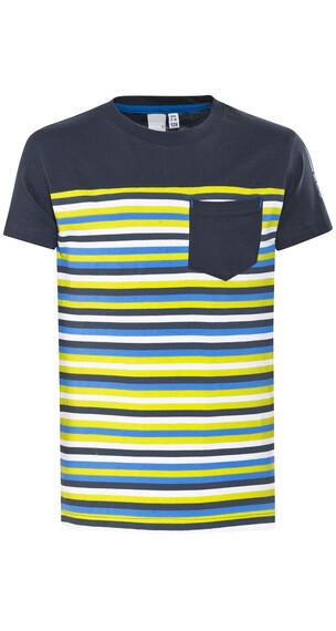 Icepeak Tatu Jr T-Shirt Boy dark blue